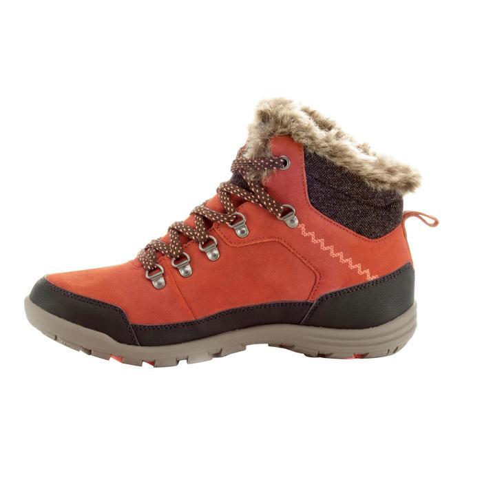 Chaussures de randonnée neige femme SH500 chaudes et imperméables - 1184224