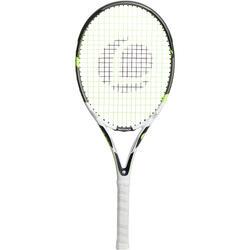 Tennisracket TR530 Lite wit/grijs/groen