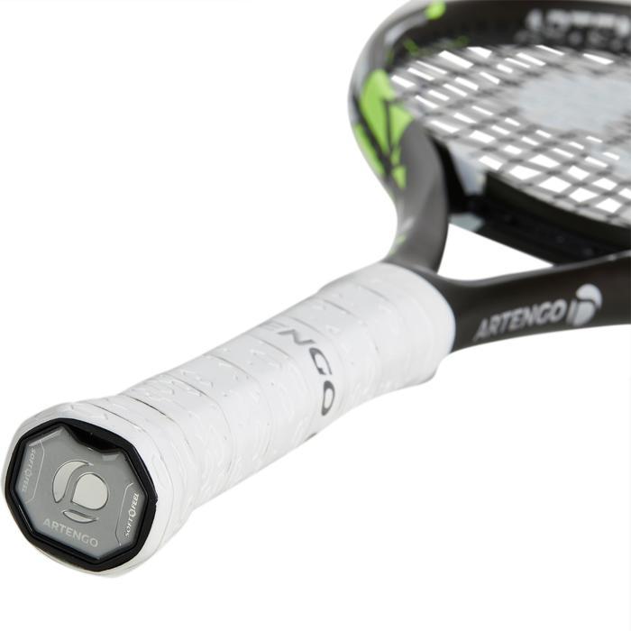 Tennisschläger TR560 Erwachsene schwarz/gelb