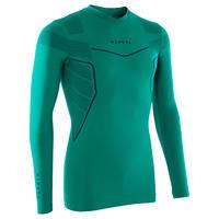 Sous-vêtement adulte Respirant 500 vert émeraude