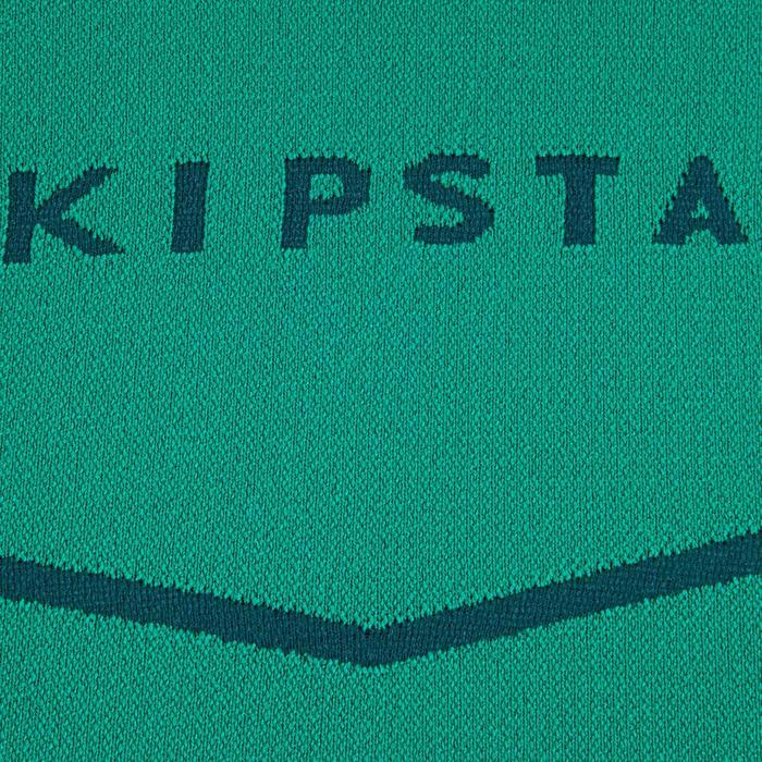 Funktionsshirt langarm Keepdry 500 Erwachsene smaragdgrün