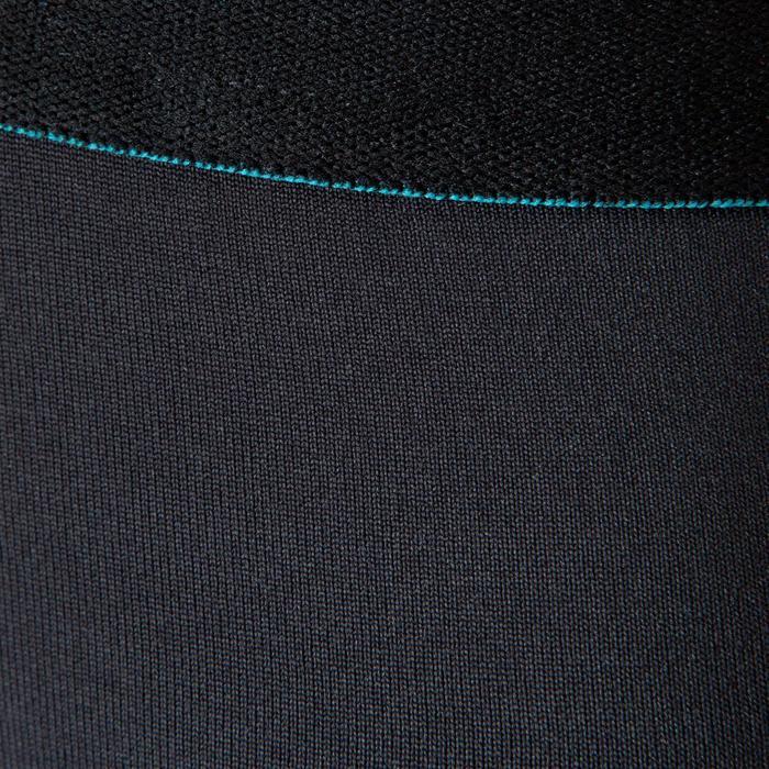 Collant chaud et respirant adulte Keepdry 900 noir ceinture bleue - 1184426