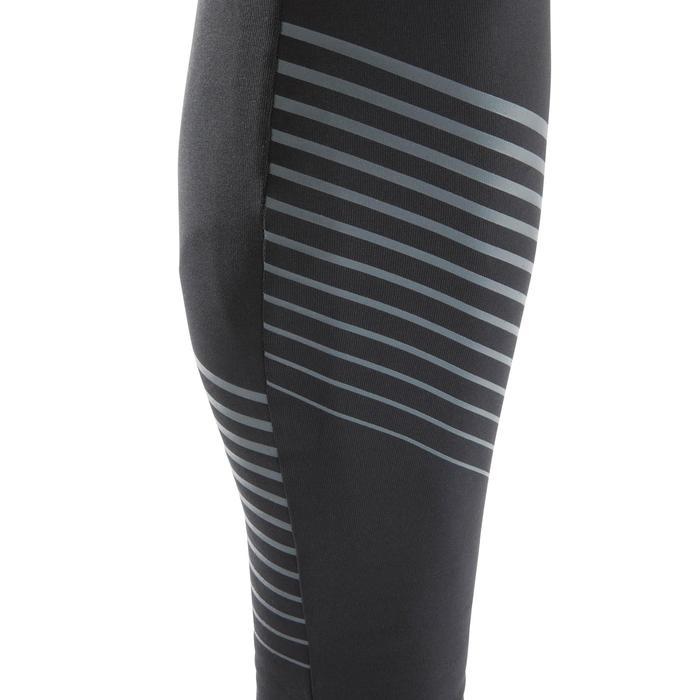 Collant chaud et respirant adulte Keepdry 900 noir ceinture bleue - 1184427