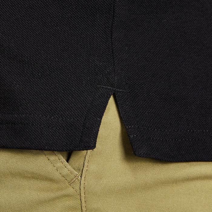 POLO MANCHES LONGUES GOLF HOMME 500 chiné - 1184462