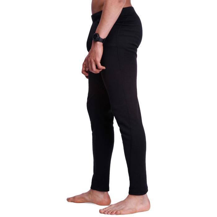 Sous-vêtement de Ski Homme Bas Simple Warm Noir