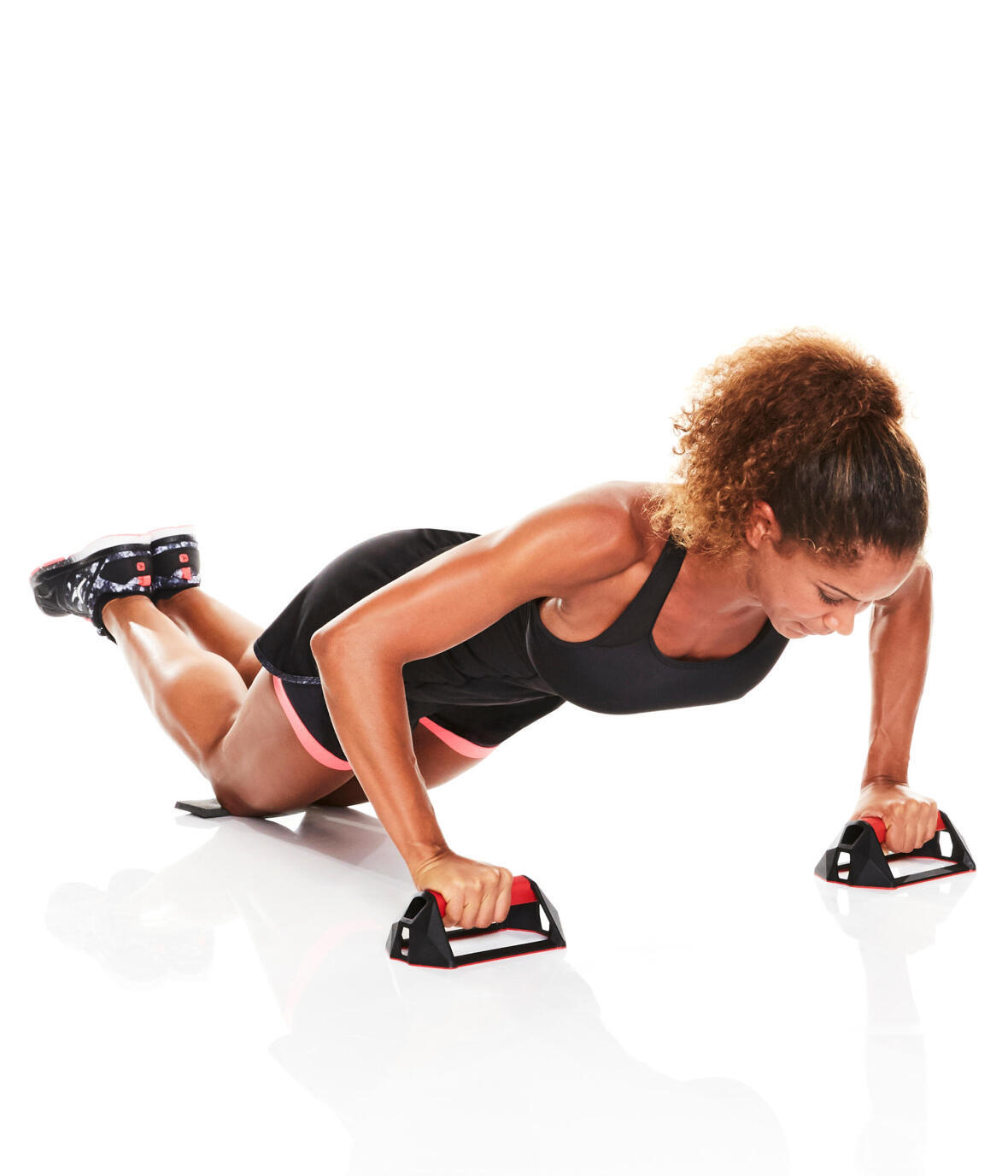 Perfect your crawl with pushups