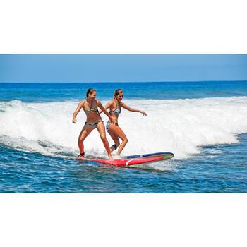Bas de maillot de bain de surf FEMME SOFY GUARANA - 1184743