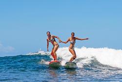Dames bikinibroekje met striksluiting opzij Sofy Malibu - 1184748