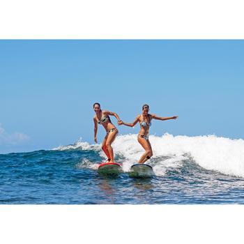 Bas de maillot de bain de surf FEMME SOFY GUARANA - 1184748