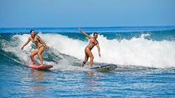 Dames bikinibroekje Nina Keola Martinica voor surfen - 1184751