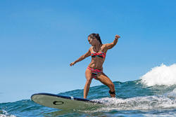 Dames bikinibroekje Nina Keola Martinica voor surfen - 1184753