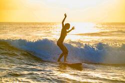 Dames bikinibroekje Nina Keola Martinica voor surfen - 1184848