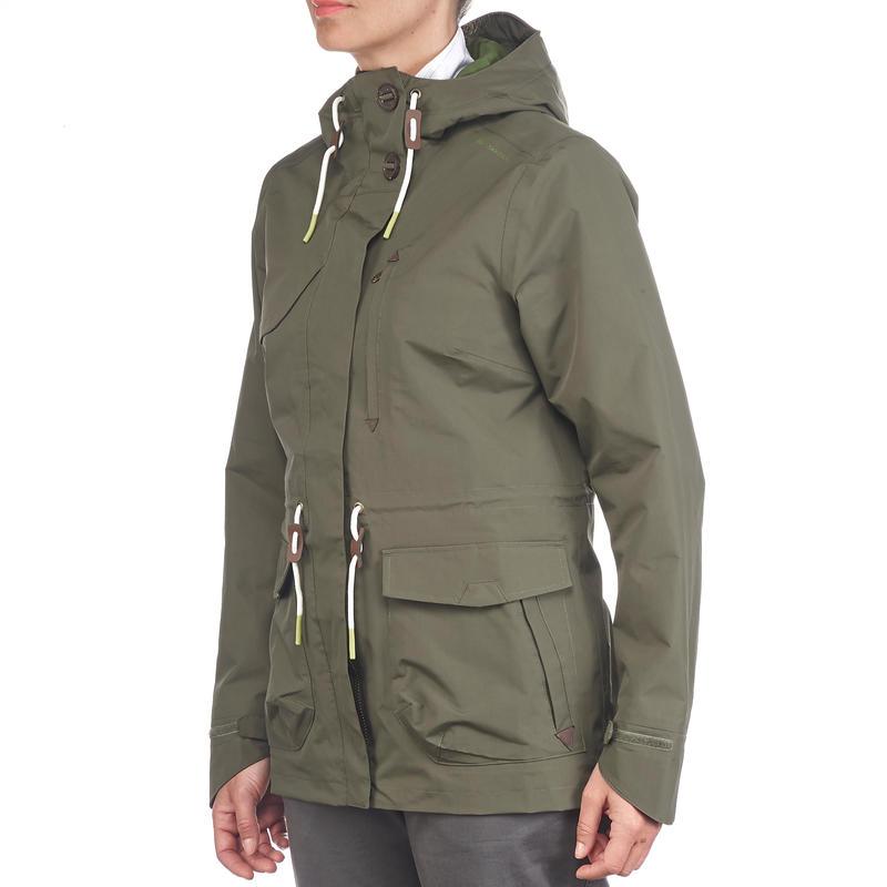 Women's Waterproof Hiking Jacket - NH550 Imper