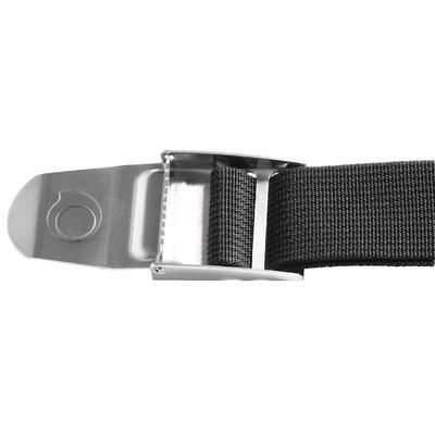 Cinturón para Lastre con Hebilla Inoxidable Buceo Subea SCD 500