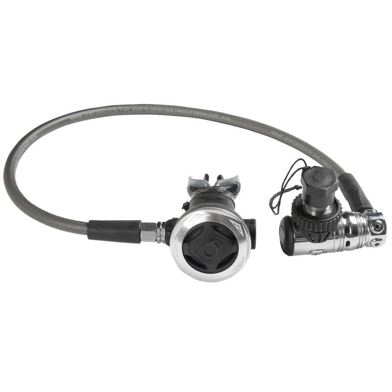 SCD GEAR & ACCESSORIES Scuba Diving - SCD 500 DIN Diving Regulator SUBEA - Scuba Diving