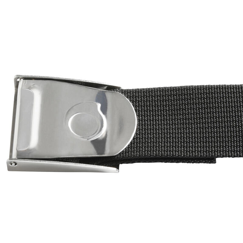 Ballast/weight diving belt SCD 500 - stainless steel buckle