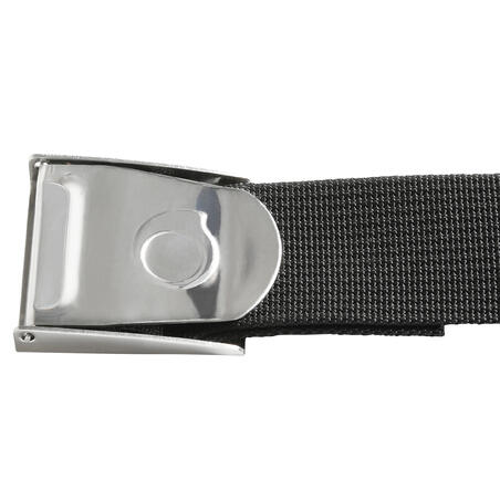 Ballast/weight diving belt SCD 500 - stainless steel buckle