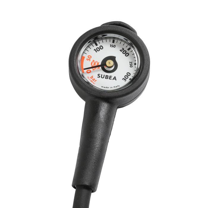 SCD 300 bar diving pressure gauge