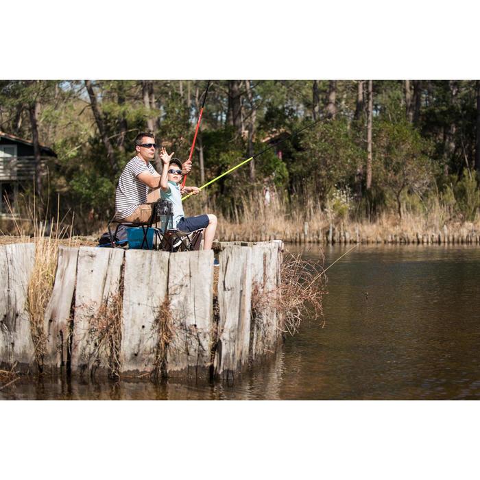Siege pliant pêche ESSENSEAT COMPACT KID - 1185106