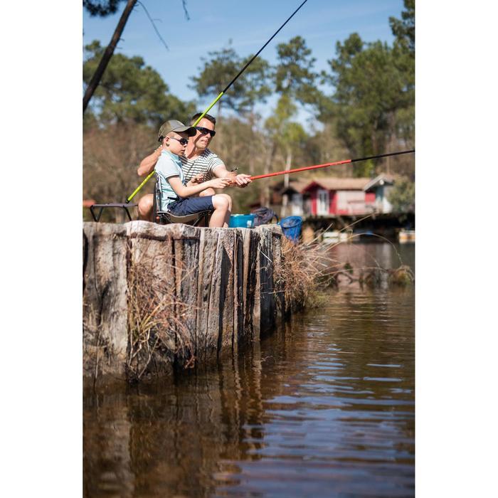 Siege pliant pêche ESSENSEAT COMPACT KID - 1185122