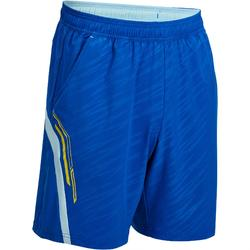 Shorts 860 Tennishose Badminton Herren hellblau