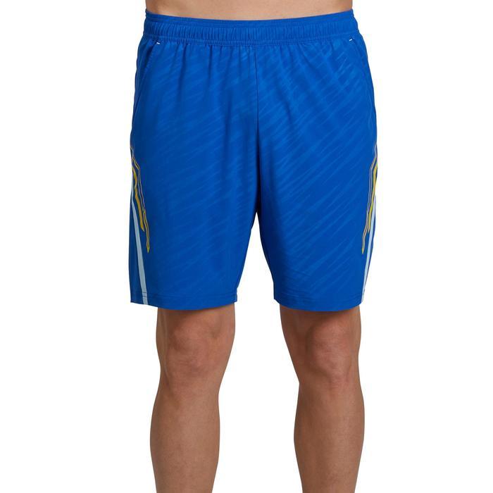 Artengo herenshort 860 marineblauw/lichtblauw badminton