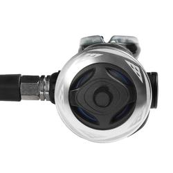 SCD 500 DIN Diving Regulator with a Balanced Piston First Stage