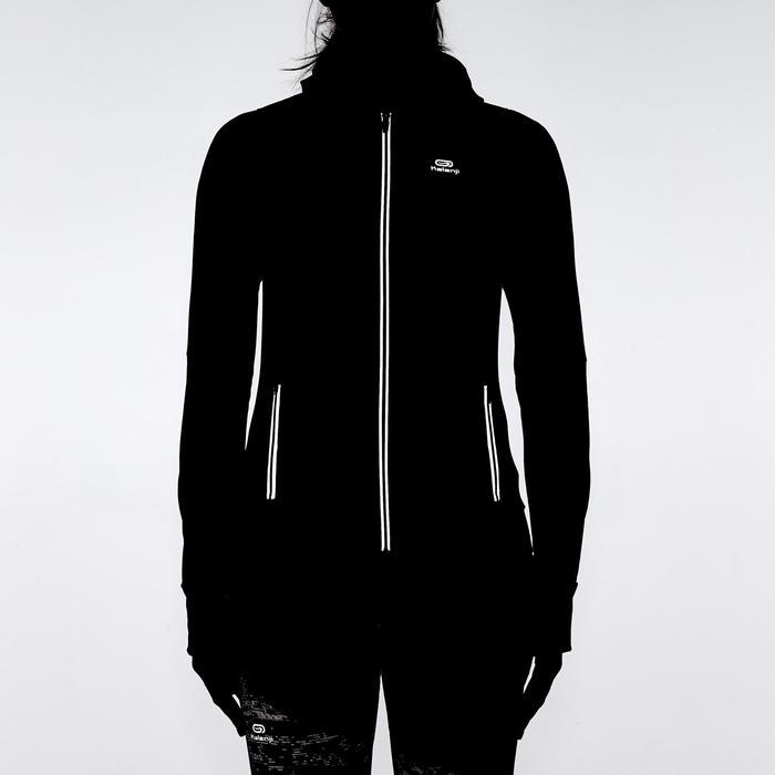 Laufweste Run Warm Damen schwarz