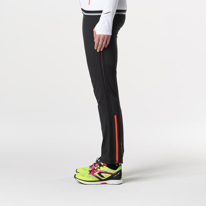 Kalenji Kiprun Women's Running Trousers - Black / Coral - 1185314