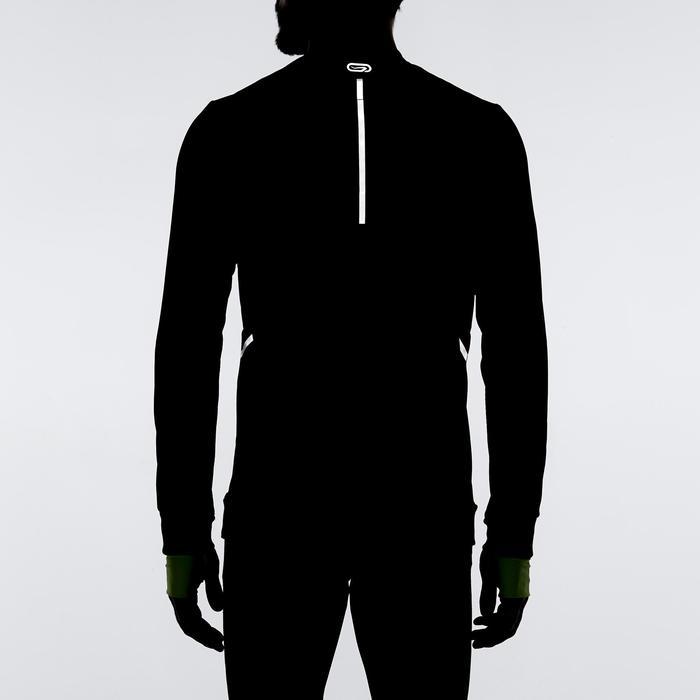Run Warm+ Men's Running Long-Sleeved T-Shirt - Grey - 1185501
