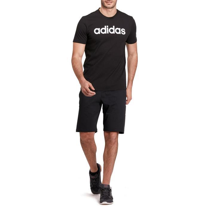 T-shirt Adidas Gym & Pilates noir - 1185533