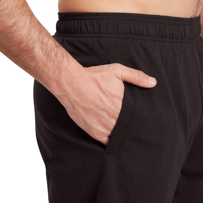 Short Adidas Gym & Pilates noir homme