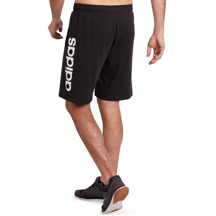 Short Adidas Gym & Pilates noir homme - 1185605