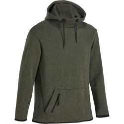 Sweat-shirt 560 Gym & Pilates homme capuche