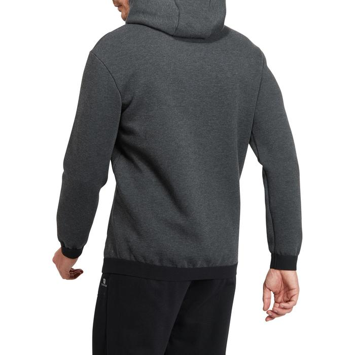 Veste 560 capuche Gym Stretching homme - 1185617