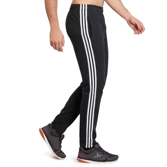 Pantalon gym pilates homme noir - 1185644
