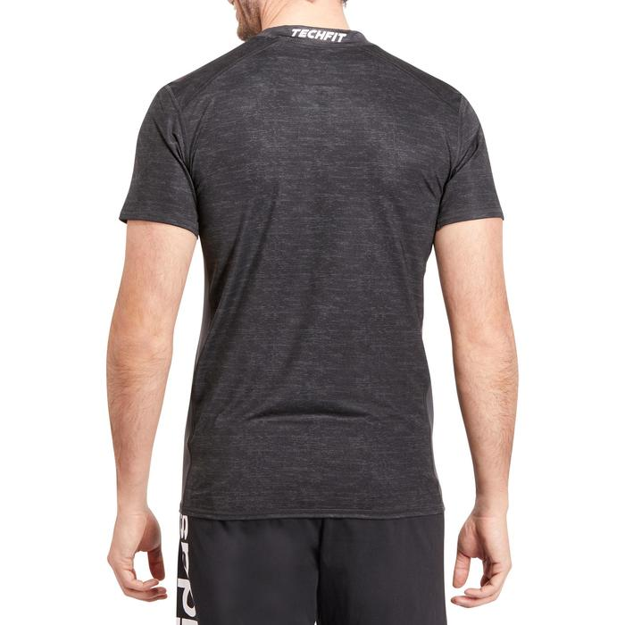 T-shirt fitness homme gris - 1185653