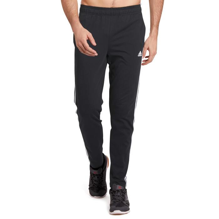 Pantalon gym pilates homme noir