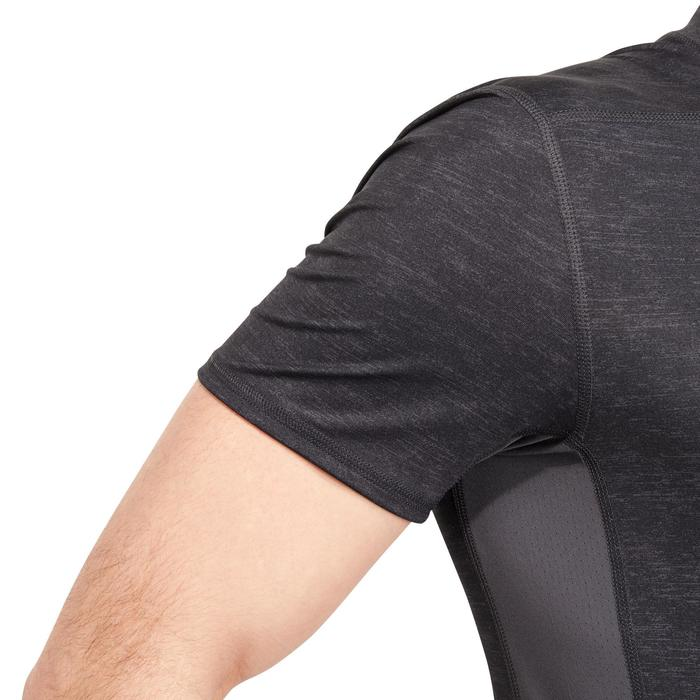 T-shirt fitness homme gris - 1185703