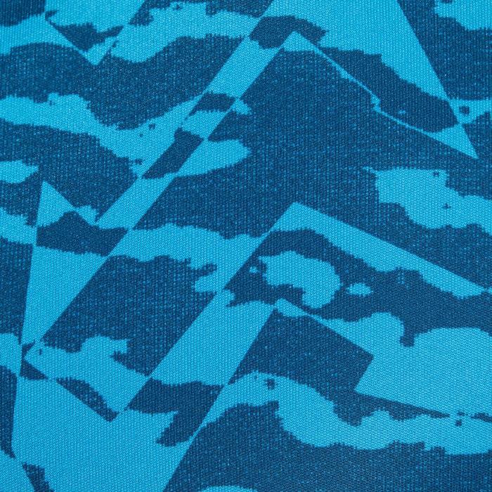 T-shirt fitness homme bleu - 1185732