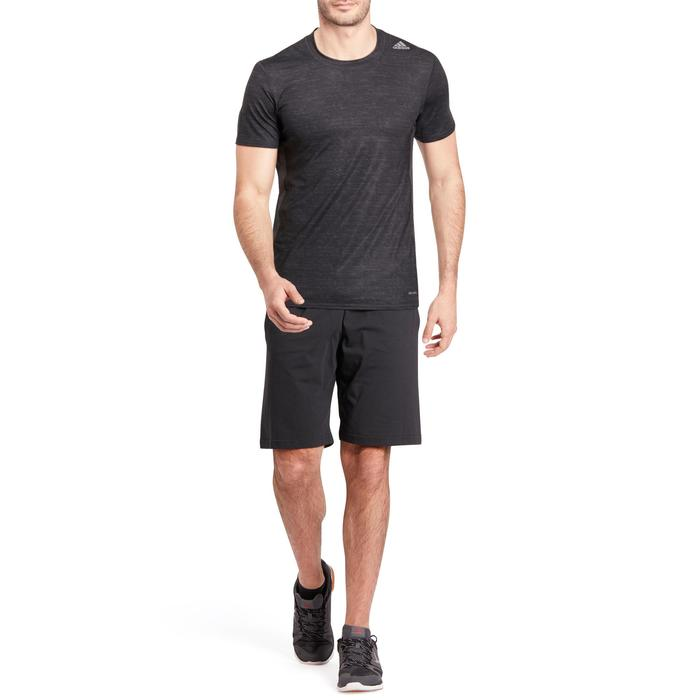 T-shirt fitness homme gris - 1185757