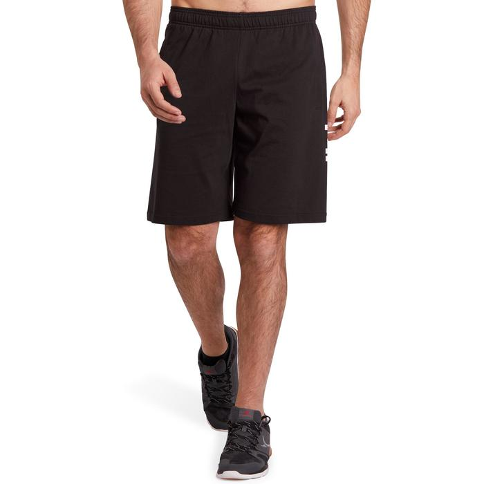 Short Adidas Gym & Pilates noir homme - 1185776