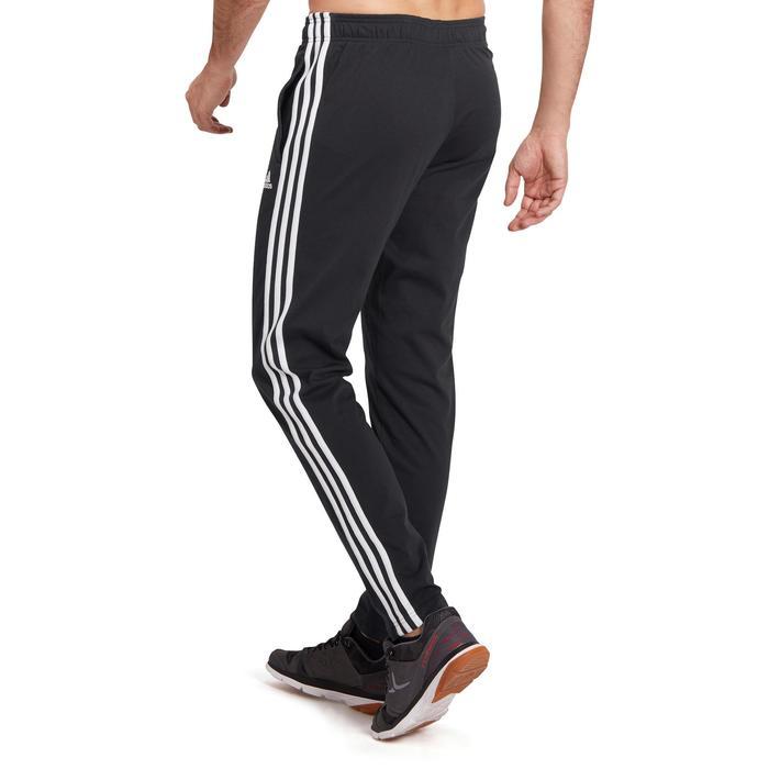 Pantalon gym pilates homme noir - 1185810