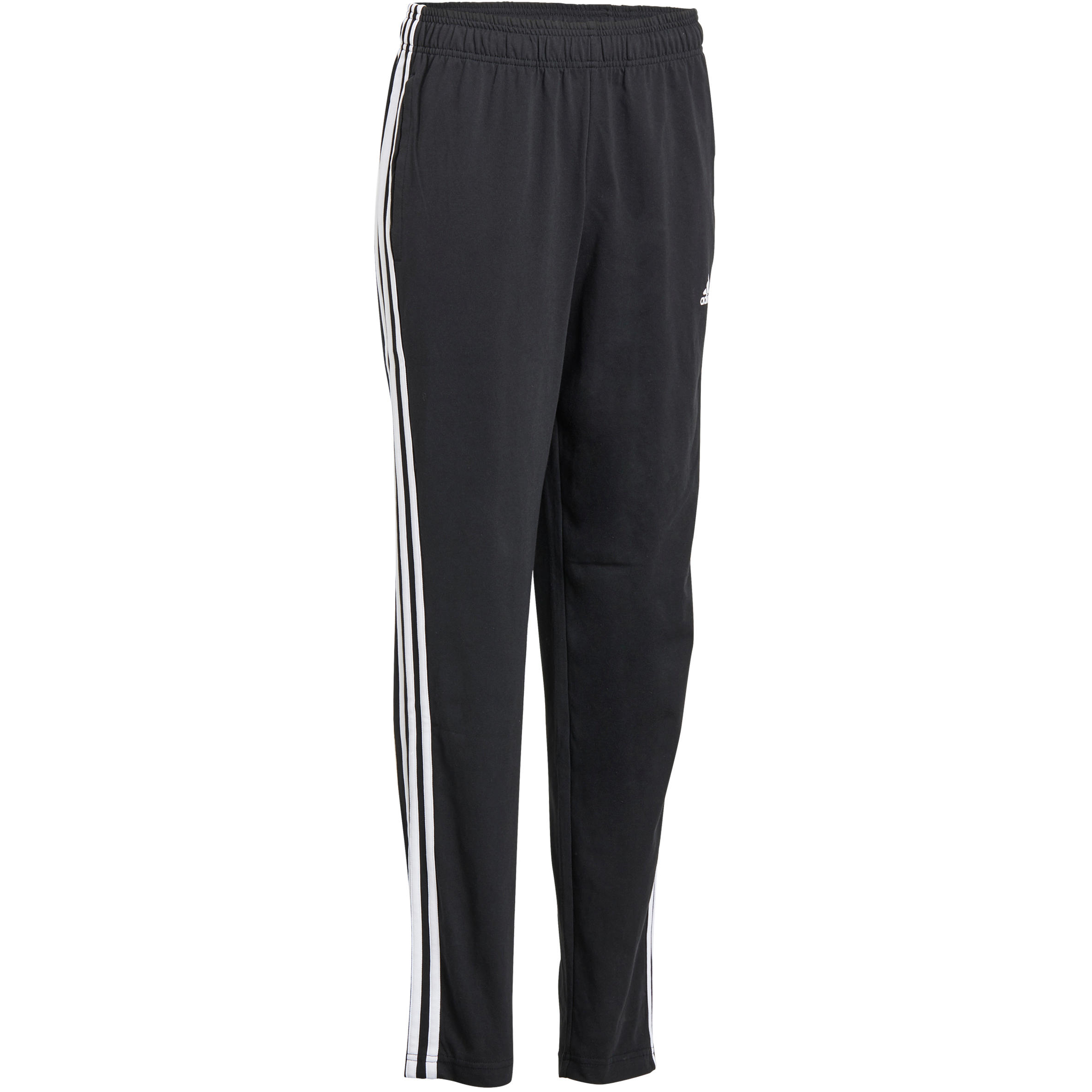 ADIDAS PERFORMANCE joggingbroek »ESSENTIALS 3S TAPERED SINGLE JERSEY PANT«