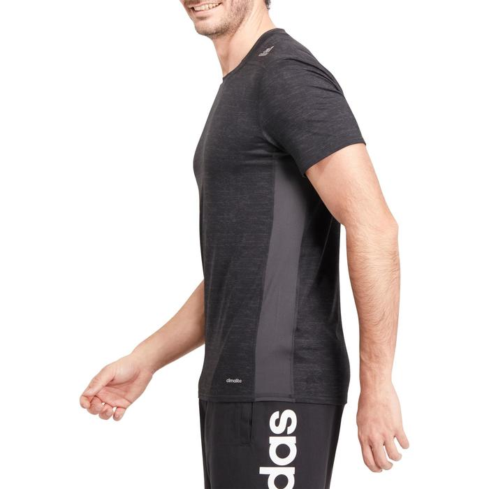 T-shirt fitness homme gris - 1185853