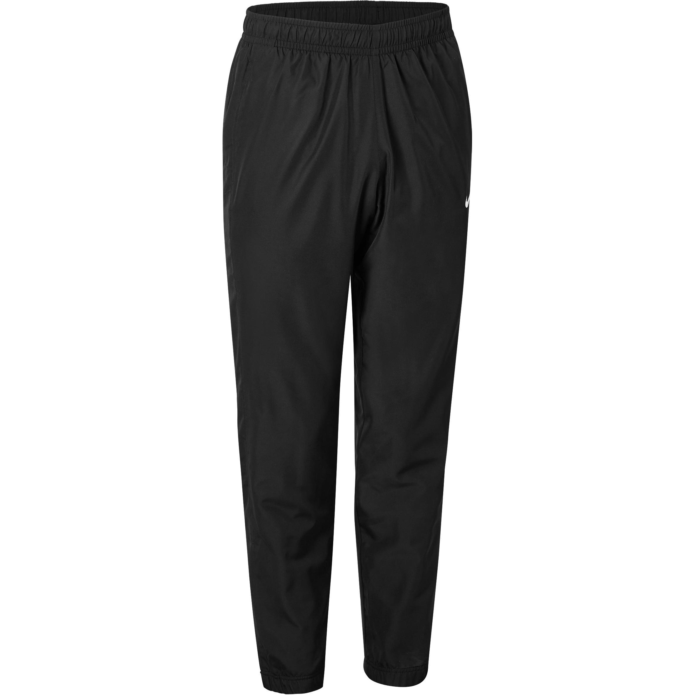 Heren fitnessbroek Nike Cuffed zwart