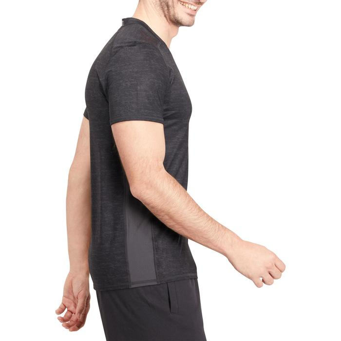 T-shirt fitness homme gris - 1185858