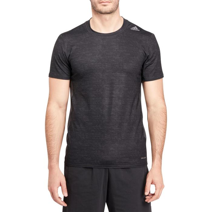 T-shirt fitness homme gris - 1185872