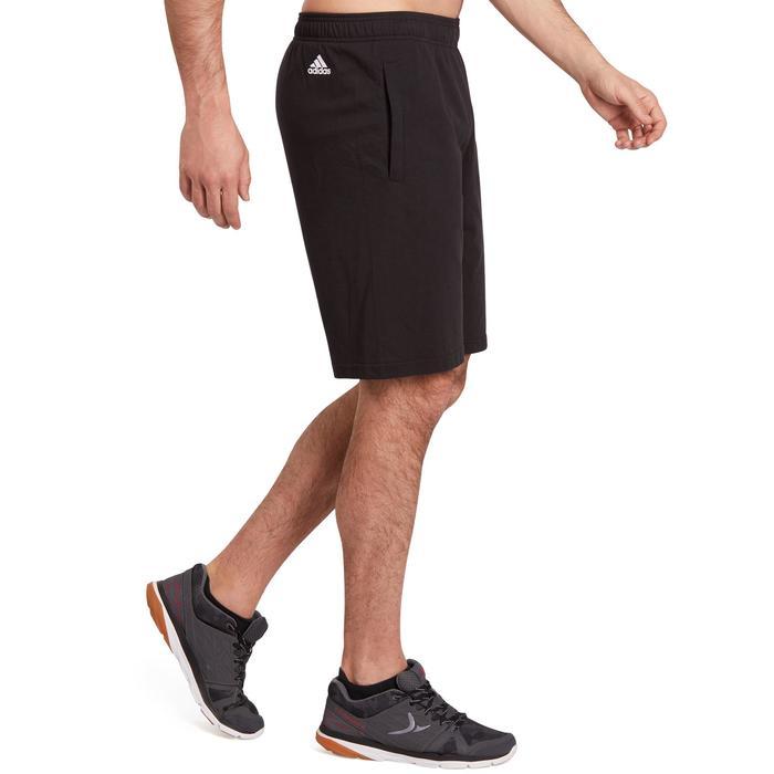 Short Adidas Gym & Pilates noir homme - 1185924