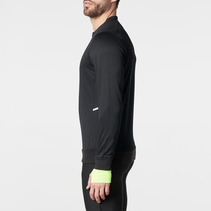 Run Warm+ Men's Running Long-Sleeved T-Shirt - Grey - 1186029